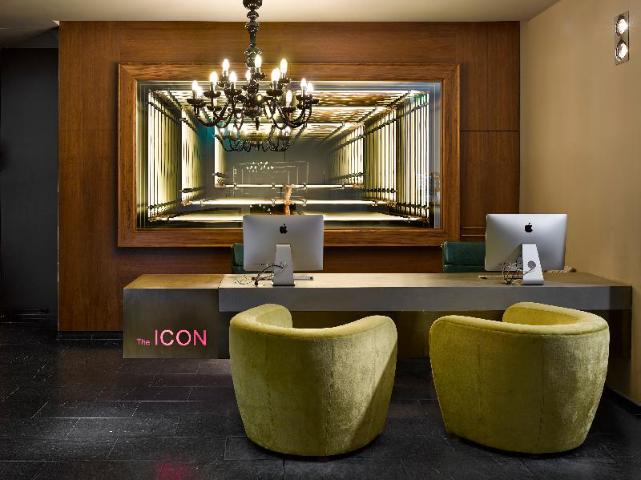 Gay Friendly Hotel The Icon Hotel and Lounge