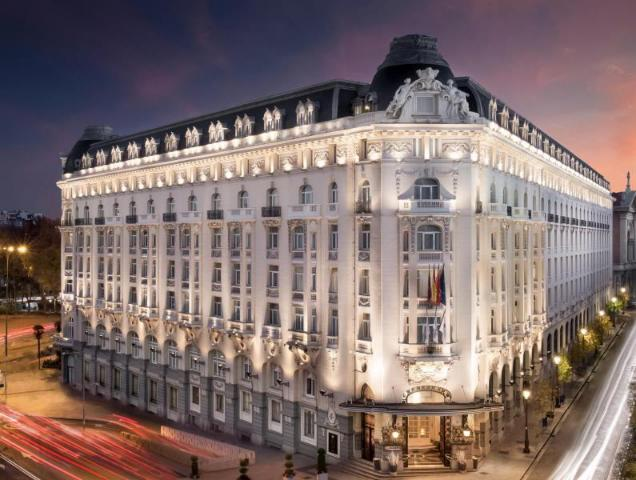 Gay Friendly Hotel The Westin Palace