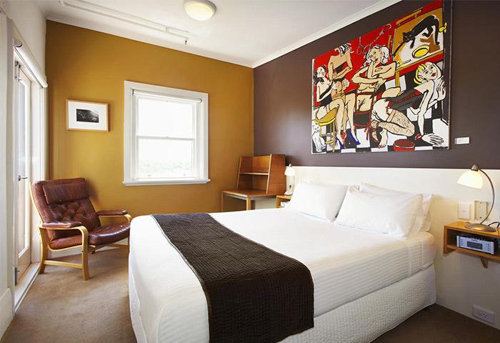 Gay Friendly Hotel Tolarno Hotel Melbourne
