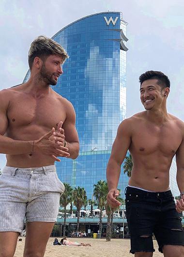 New Update This Year Best Gay Hotels Barcelona Gayborhood