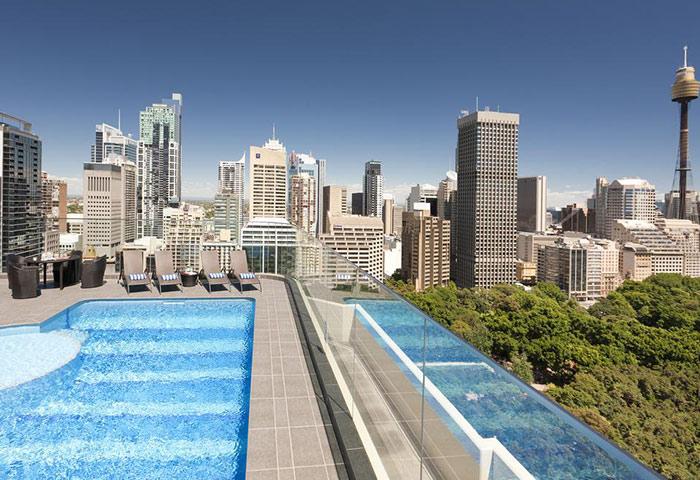 Pullman-Sydney-Hyde-Park-Best-Rooftop-Pool-Gay-Hotel-Sydney-in-Darlinghurst-Gayborhood