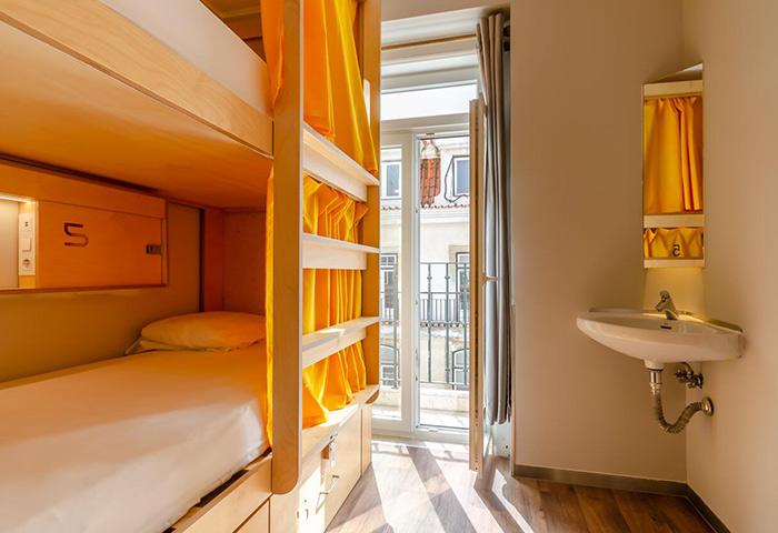 Top-Party-Hostel-Lisbon-Near-Gay-Sauna-Trombeta-Bath-Yes!-Lisbon-Hostel