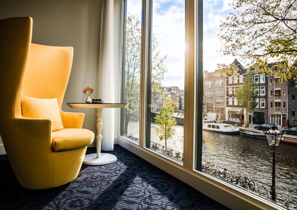 Gay Friendly Hotel Andaz Amsterdam