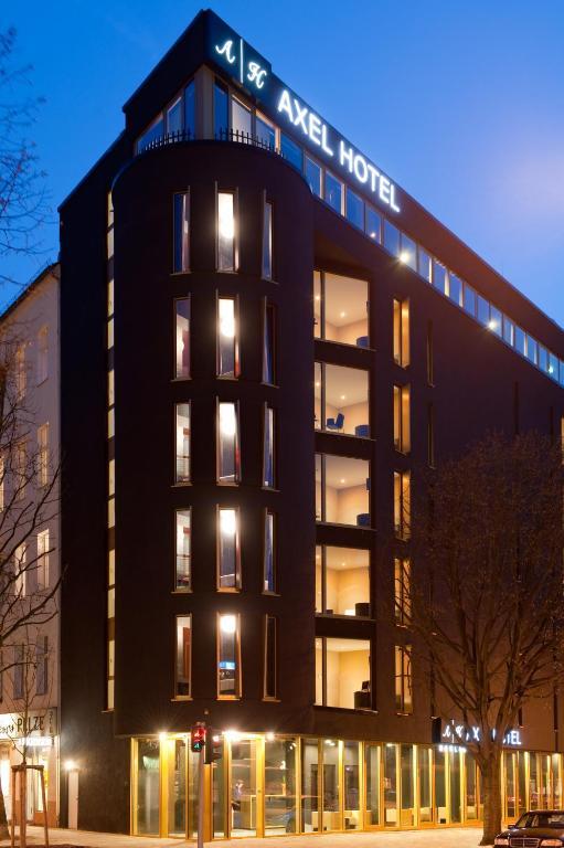 Gay Friendly Hotel Axel Hotel Berlin-Adults Only Berlin