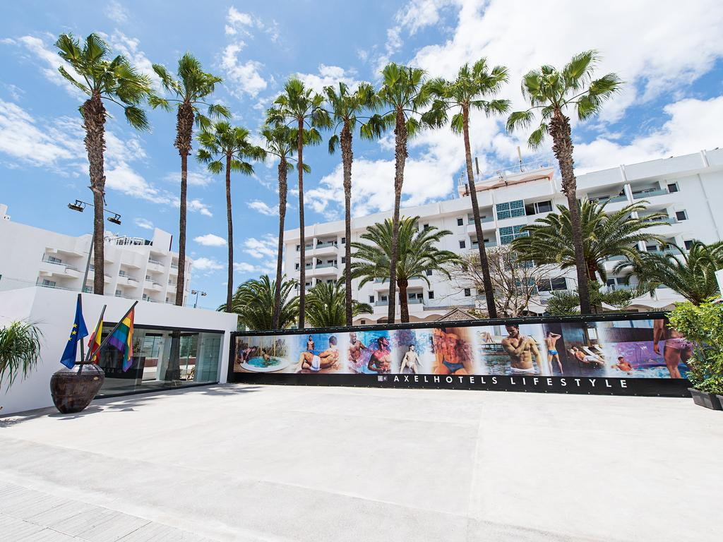 Gay Friendly Hotel AxelBeach Maspalomas Apart&Lounge Club-Only Adults Gran Canaria