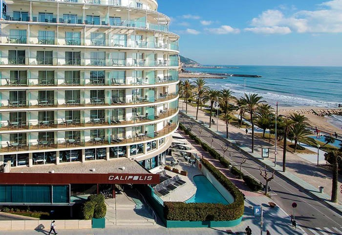 Gay Friendly Hotel Calipolis Sitges