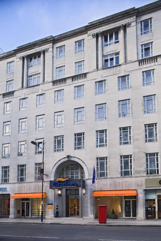 Gay Friendly Hotel Citadines Holborn-Convent Garden London London