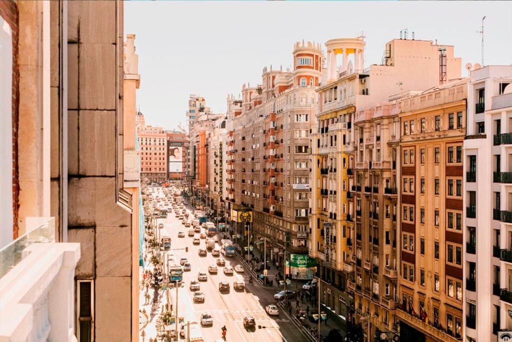 Gay Friendly Hotel Dear Hotel Madrid Madrid