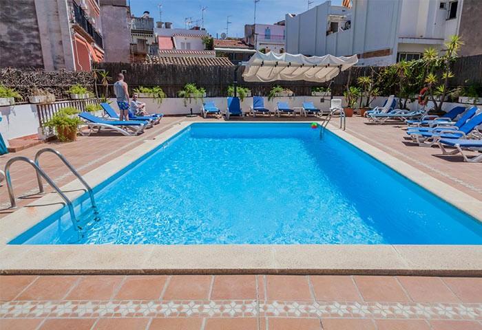 Gay Friendly Hotel El Cid Sitges