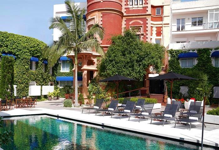 Gay Friendly Hotel Hotel Medium Sitges Park Sitges