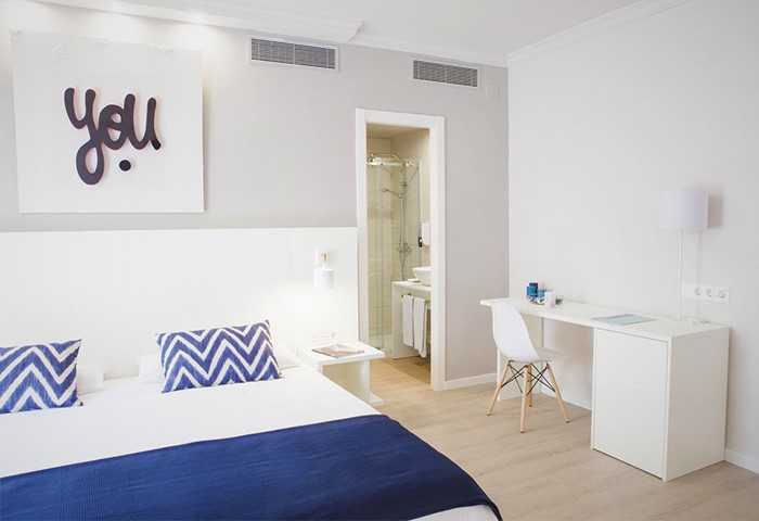 Gay Friendly Hotel Ibersol Antemare -Adults Only- Sitges