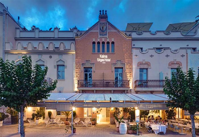 Gay Friendly Hotel Kalma Sitges Hotel Sitges