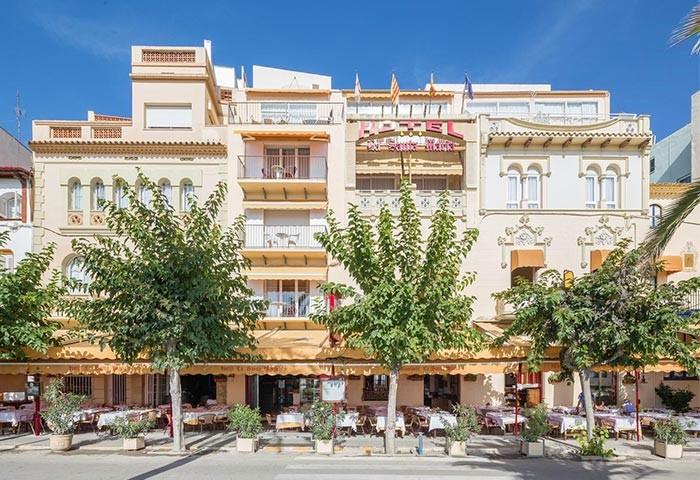Gay Friendly Hotel La Santa Maria Sitges