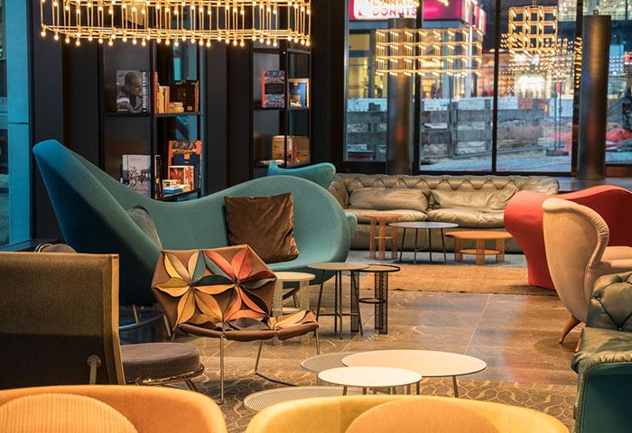 Gay Friendly Hotel Motel One Berlin-Alexanderplatz Berlin