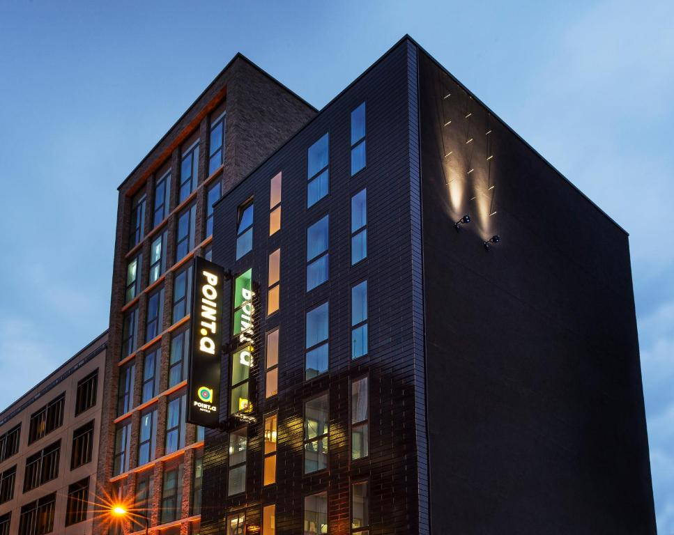 Gay Friendly Hotel Point A Hotel London Shoreditch London