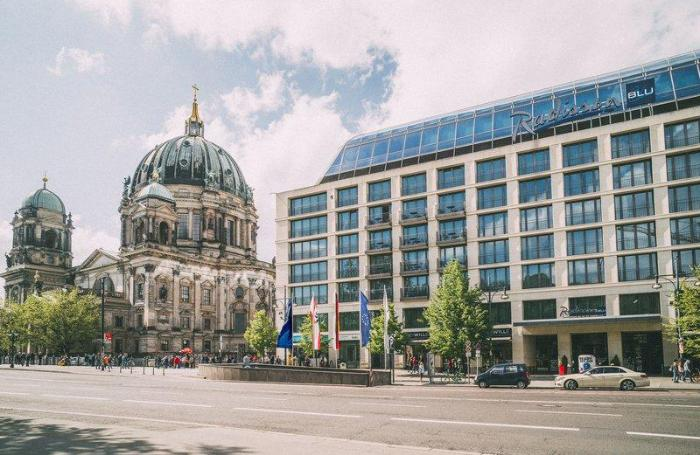 Gay Friendly Hotel Radisson Blu Hotel Berlin Berlin