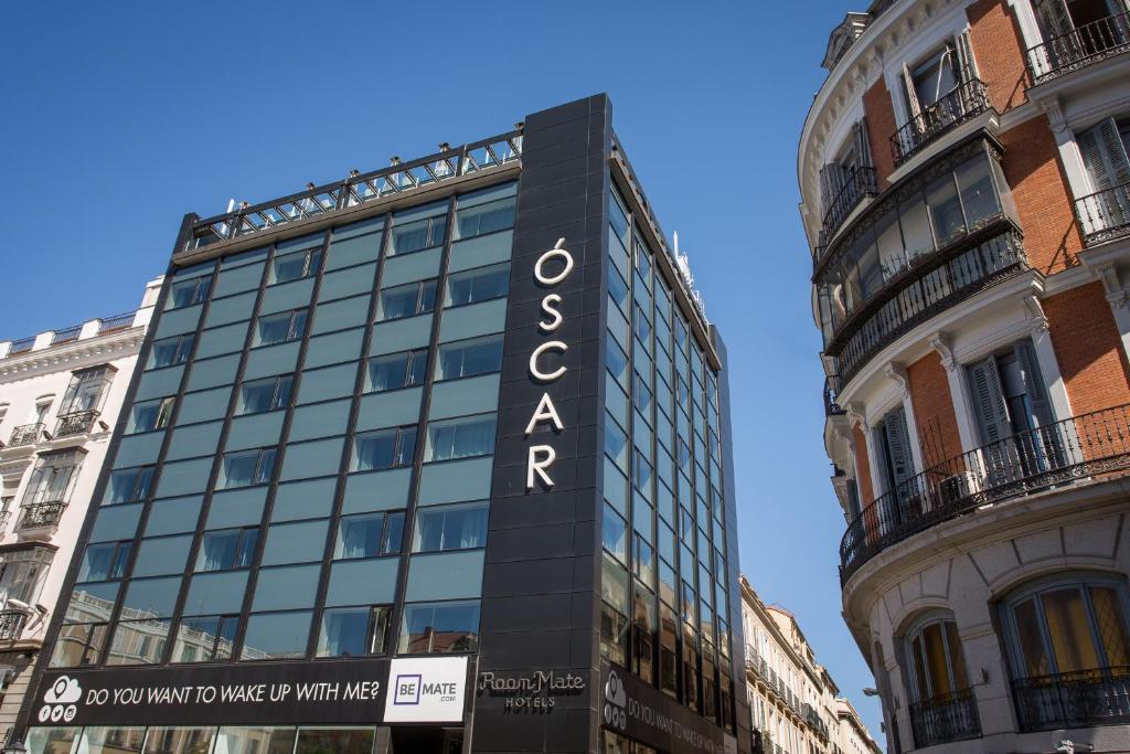 Gay Friendly Hotel Room Mate Oscar Madrid