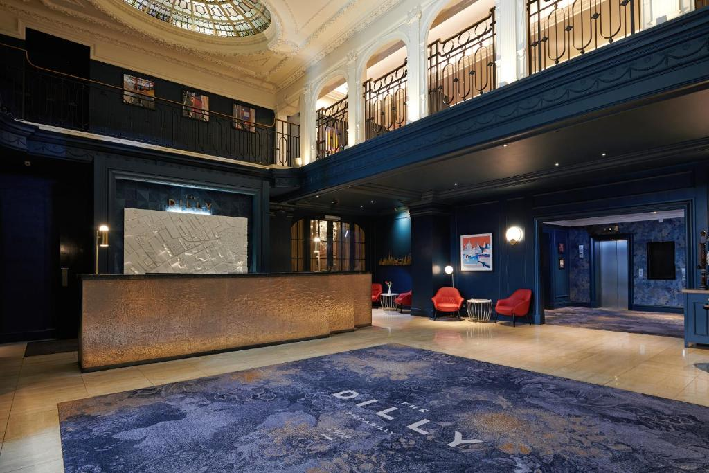Gay Friendly Hotel The Dilly London