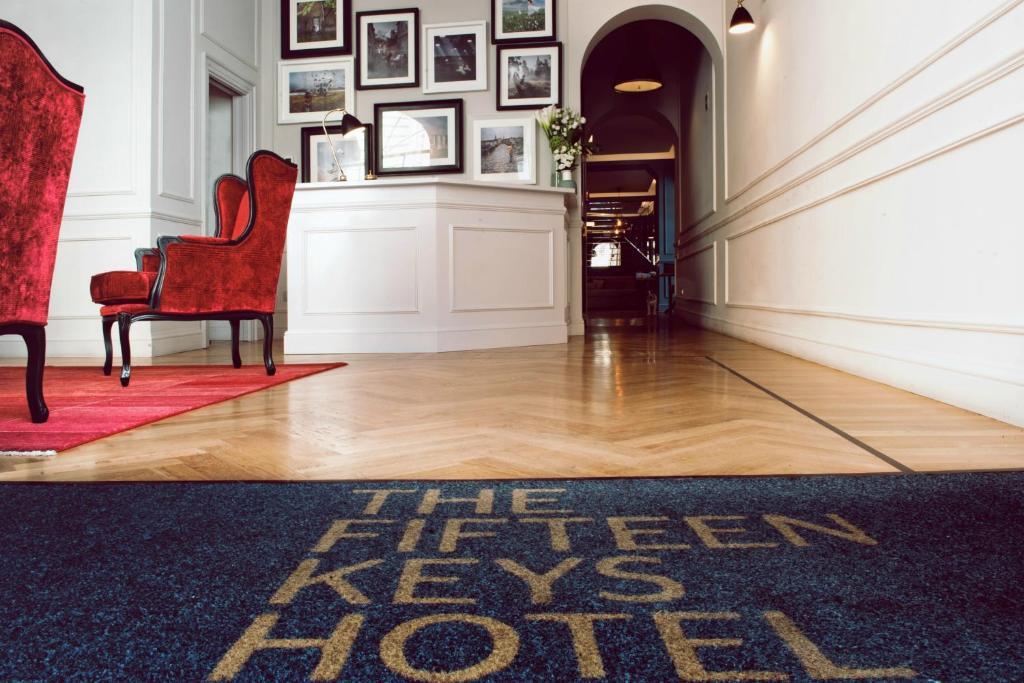 Gay Friendly Hotel The Fifteen Keys Hotel (Pet-friendly) Rome