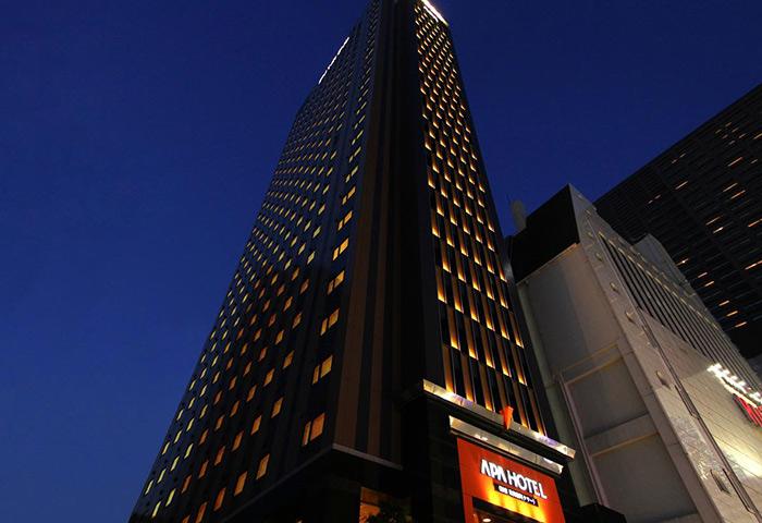 Gay Friendly Hotel APA Hotel Shinjuku-Kabukicho Tower