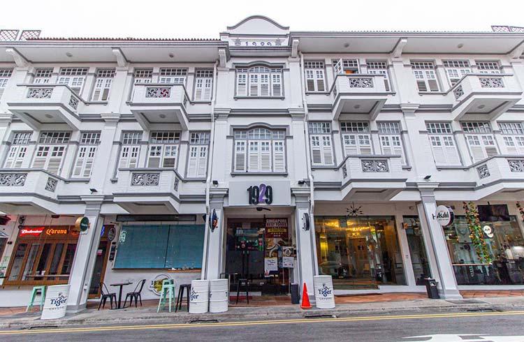 Gay Friendly Hotel Q Loft Hotel1929@Chinatown