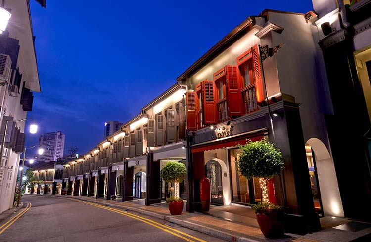 Gay Friendly Hotel The Scarlet Singapore Hotel