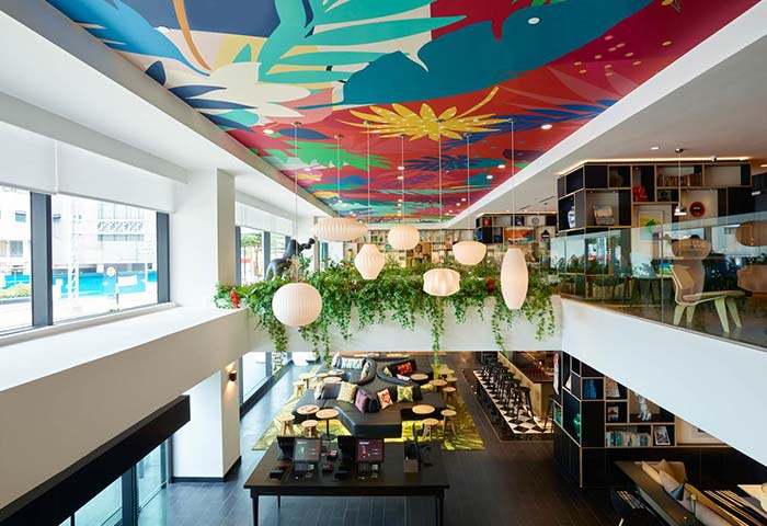 Gay Friendly Hotel citizenM Kuala Lumpur Bukit Bintang