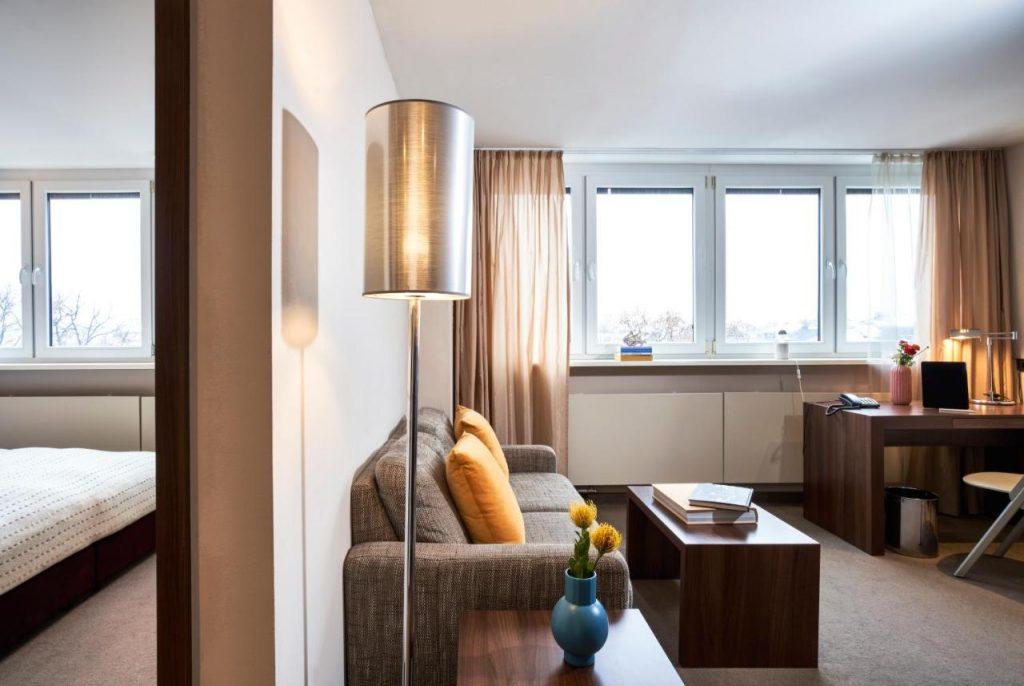 Gay Friendly Hotel LiV'iN Residence Frankfurt - Seilerstraße Germany