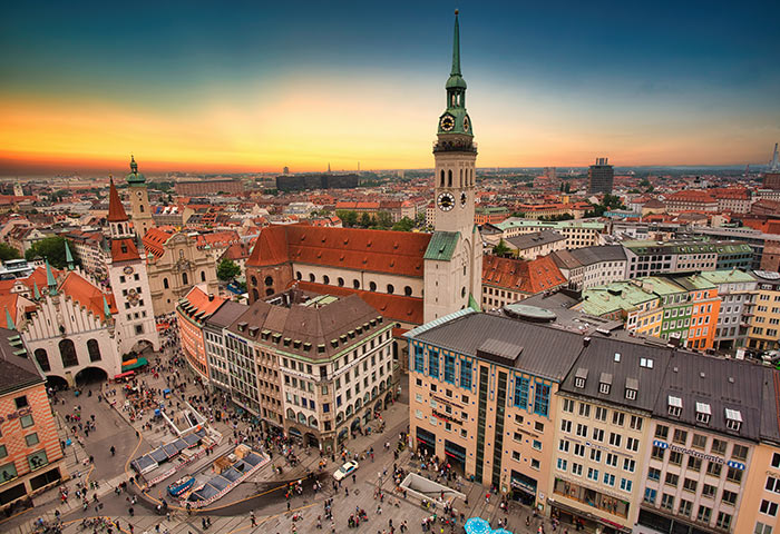 Marienplatz Munich Gayborhood Travel Guide This Year Update