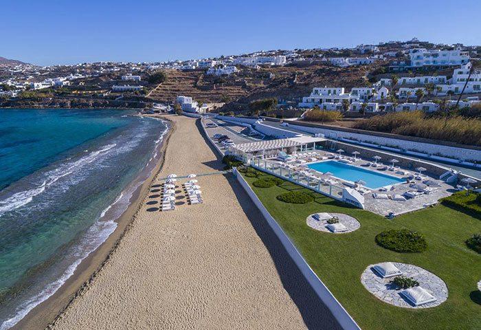 Best-Beachfront-Luxury-Gay-Hotel-Mykonos-Town-for-Luxury-Travellers-Mykonos-Bay-Resort-&-Villas