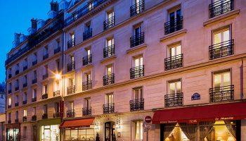 Best-Cheap-Gay-Hotel-Near-Paris-Gayborhood-Marais-Hotel-Turenne-Le-Marais
