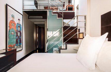 Best-Fun-Artsy-Design-Luxury-gay-Hotel-Madrid-Urban-Hotel