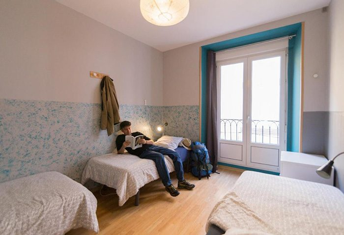 Best-Gay-Hostel-Madrid-To-Meet-Other-Gay-Travellers-Sungate-One