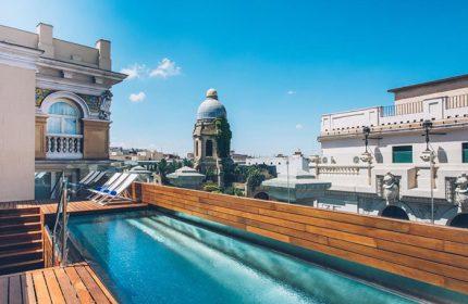 Best-Honeymoon-Hotel-in-Madrid-Gayborhood-Iberostar-Las-Letras-Gran-Via
