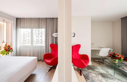 Best-Honeymoon-Luxury-Gay-Hotel-Ideas-in-Barcelona-Gayborhood-NH-Collection-Barcelona-Gran-Hotel-Calderon