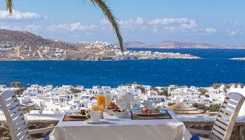Best-Hotel-Breakfast-Gay-Hotels-in-Mykonos-Town-Vencia-Boutique-Hotel