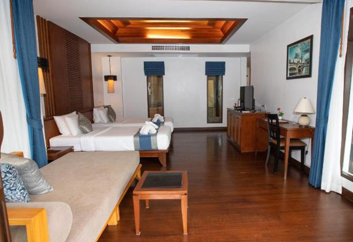 Big-Room-Cheap-Price-Gay-Hotel-Krabi-Railay-Railay-Village-Resort