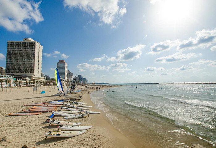 Chic-Stylish-Gay-Hotel-Tel-Aviv-in-Hilton-Beach-Brown-Seaside-a-member-of-Brown-Hotels