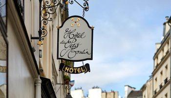 Cute-and-Chic-Design-Gay-Hotels-Paris-in-Marais-Gayborhood-Hotel-du-Petit-Moulin