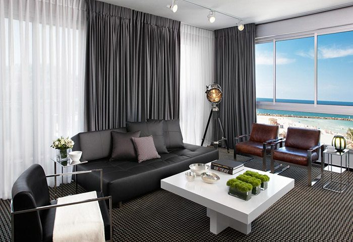 Find-Cheap-Price-Upscale-Gay-Hotel-Room-for-5-people-Beachfront-Alexander-Tel-Aviv-Hotel