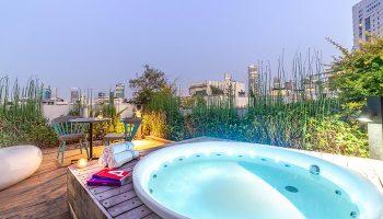 Find-Last-Minutes-Gay-Hotel-Room-Tel-Aviv-for-3-People-Shenkin-Hotel