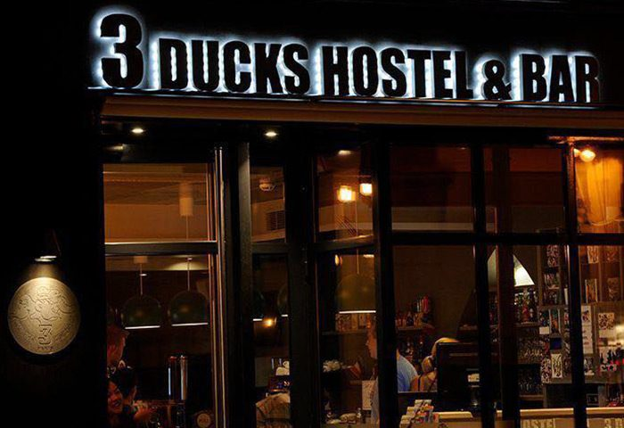 Find-Last-Minutes-Gay-Party-Hostel-in-Paris-City-Center-The-3-Ducks-Eiffel-Tower-by-Hiphophostels