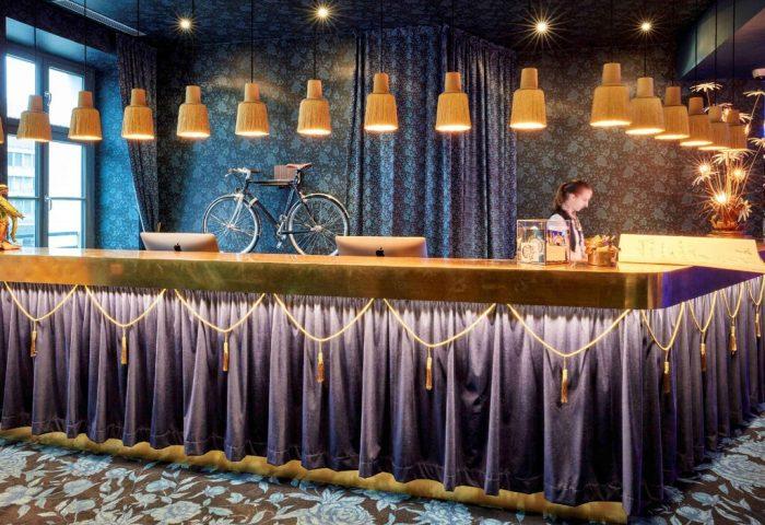 Gay Friendly Hotel 25hours Hotel The Royal Bavarian Germany