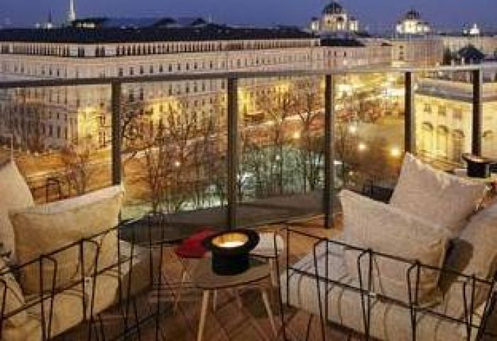 Gay Friendly Hotel 25hours Hotel beim MuseumsQuartier Austria