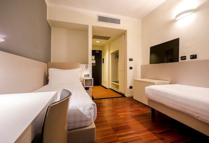 Gay Friendly Hotel 43 Station Hotel Italy