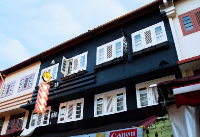 Gay Friendly Hotel 5footway.inn Project Chinatown