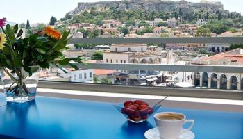 Gay Friendly Hotel A For Athens Hotel Greece