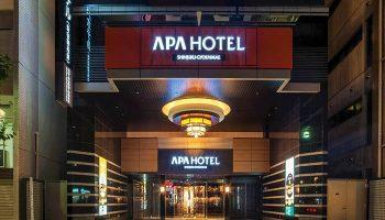 Gay Friendly Hotel APA Hotel Shinjuku-Gyoemmae