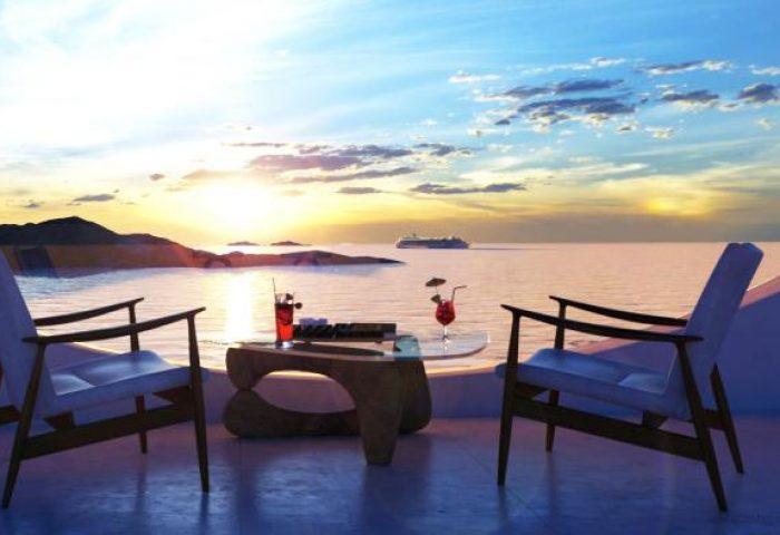 Gay Friendly Hotel Absolute Mykonos Suites & More Mykonos