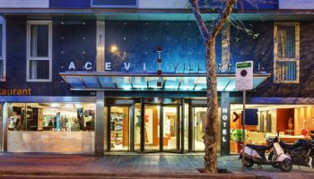 Gay Friendly Hotel Acevi Villarroel Hotel Barcelona